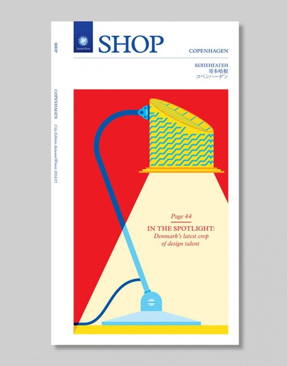 Shop Magazine Cover