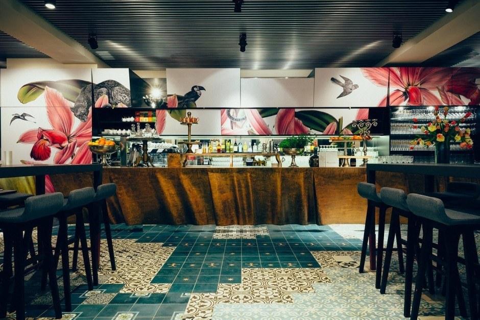Neues Erscheinungsbild für das Café »Promenade«