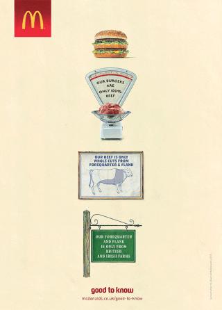 Wir sind schon seit langem Fans der wunderbaren Tempera-Illustrationen von Joël Penkman. Jetzt illustrierte die in Großbitannien lebende Neuseeländerin im Auftrag von Leo Burnett eine Kampagne von McDonalds