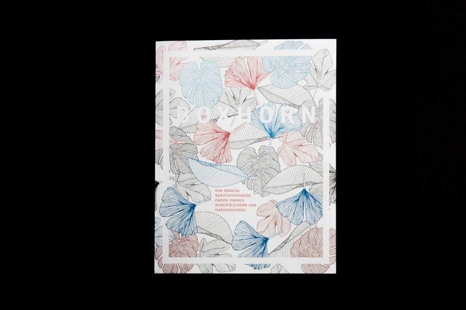 Fachhochschule Aachen, Fachbereich Gestaltung, Auflage  500 Stück, Erscheinungsweise  halbjährlich, Preis  12 Euro, http://boxhorn-magazin.de/