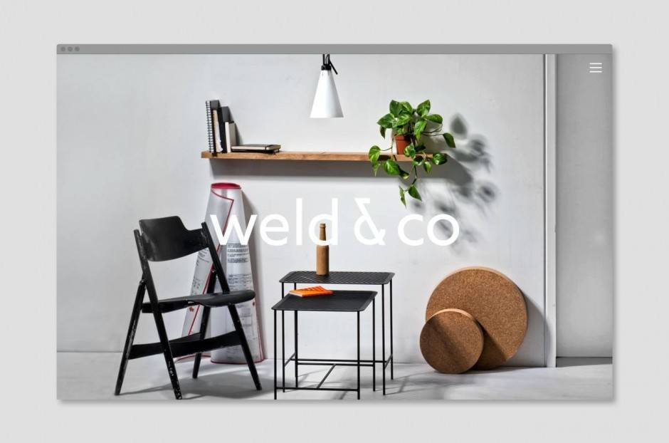 weld & co – Website für weld & co aus Ostwestfalen