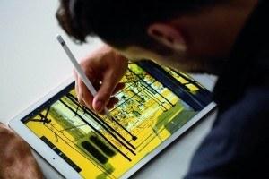 iPad Pro Stencil