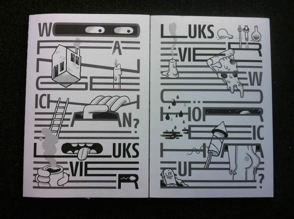 HAW Hamburg, Department Design, Auflage 1000 Stück, Erscheinungsweise  jährlich, Preis  15 Euro,  www.luksmagazin.de/