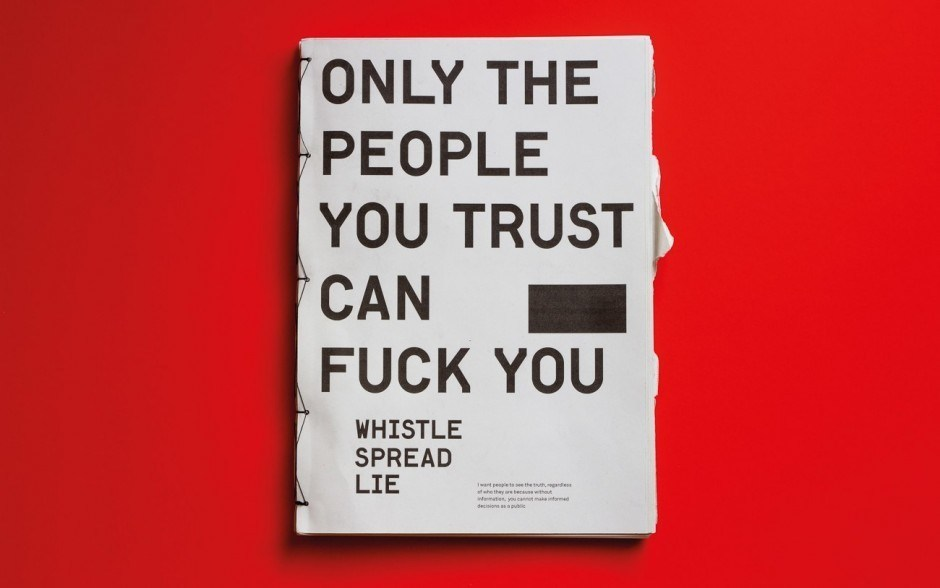 Whistle Spread Lie