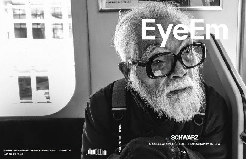 Das Umschlagfoto von »Schwarz« schoss Hiroki Fujitani