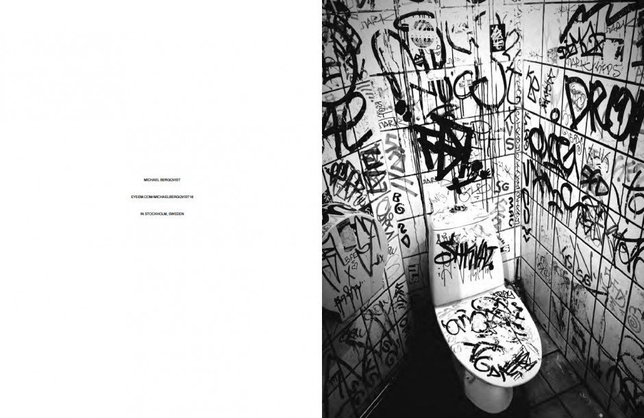 Aus »Schwarz. A Collection of Real Photography in B/W«, dem zweiten Magazin von EyeEm