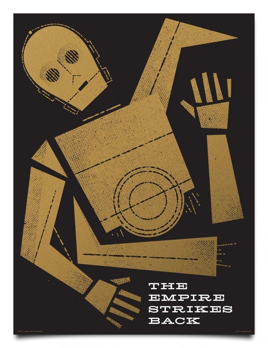 Star Wars Poster – C3PO