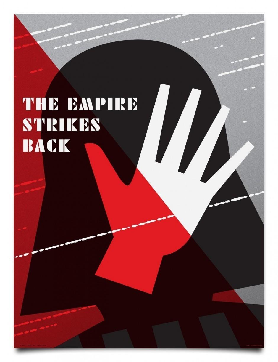 Star Wars Poster – Vader