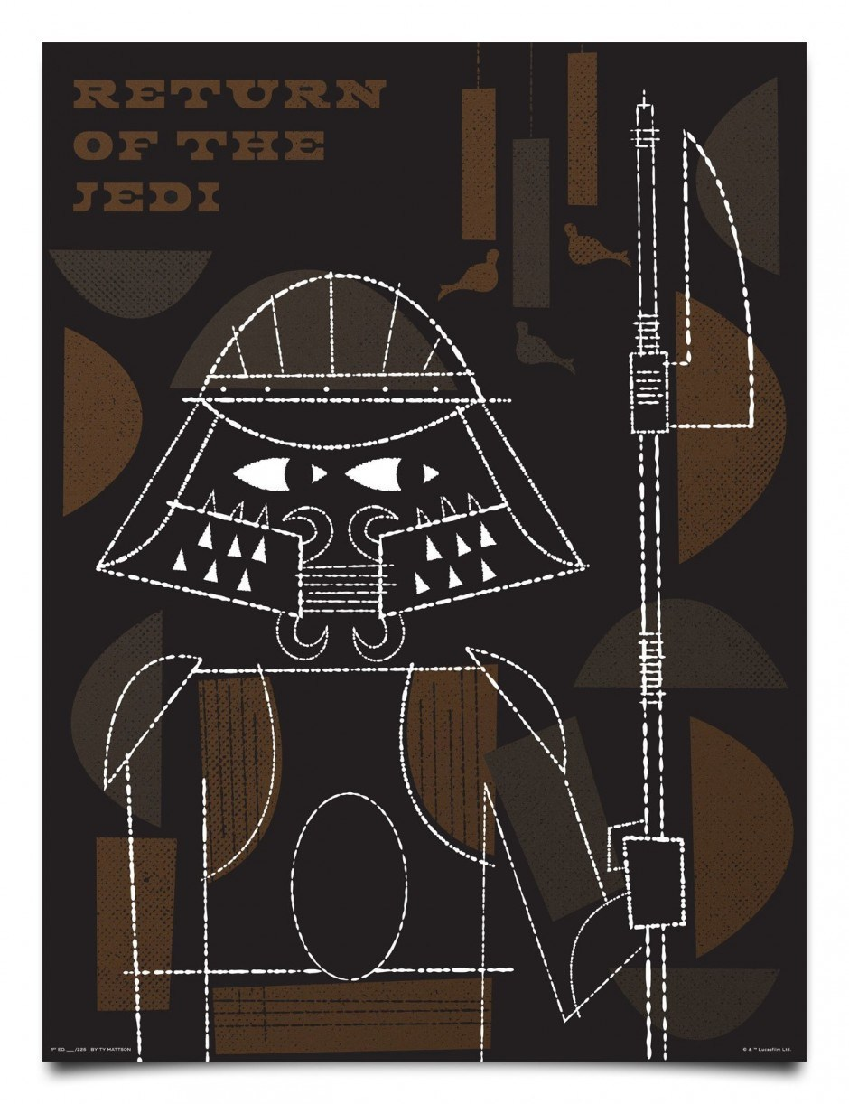 Star Wars Poster – Lando