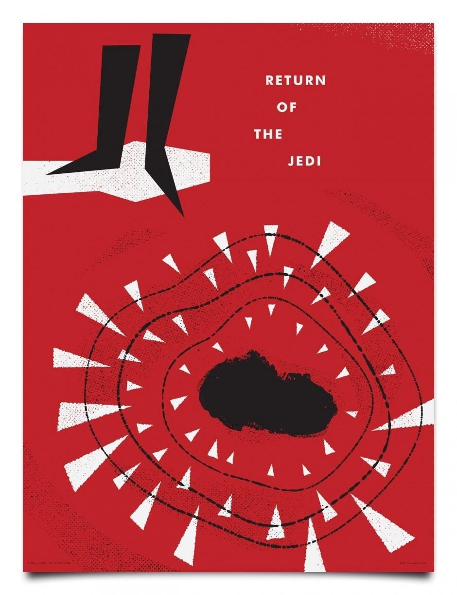 Star Wars Poster – Sarlacc