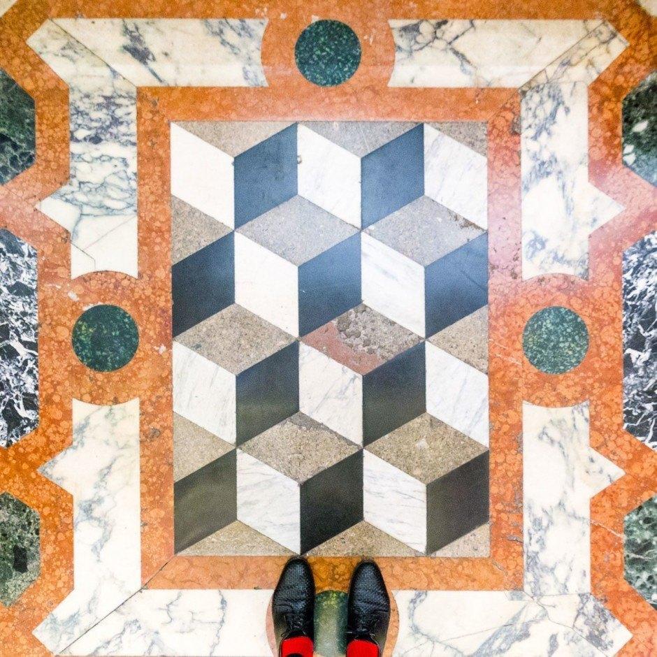 Venetianfloors – Scuola Grande di San Rocco