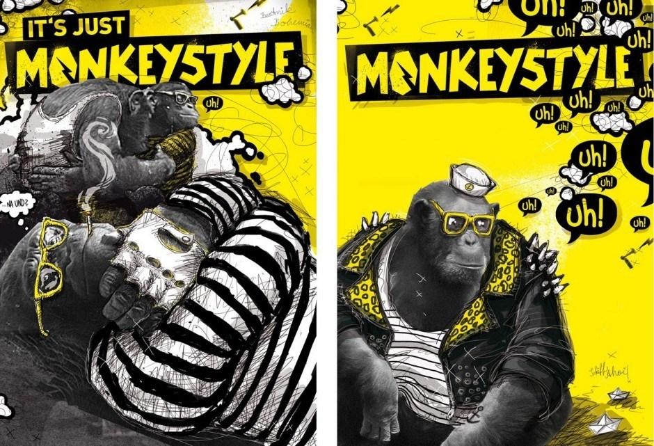 Kunde: monkeystyle.de