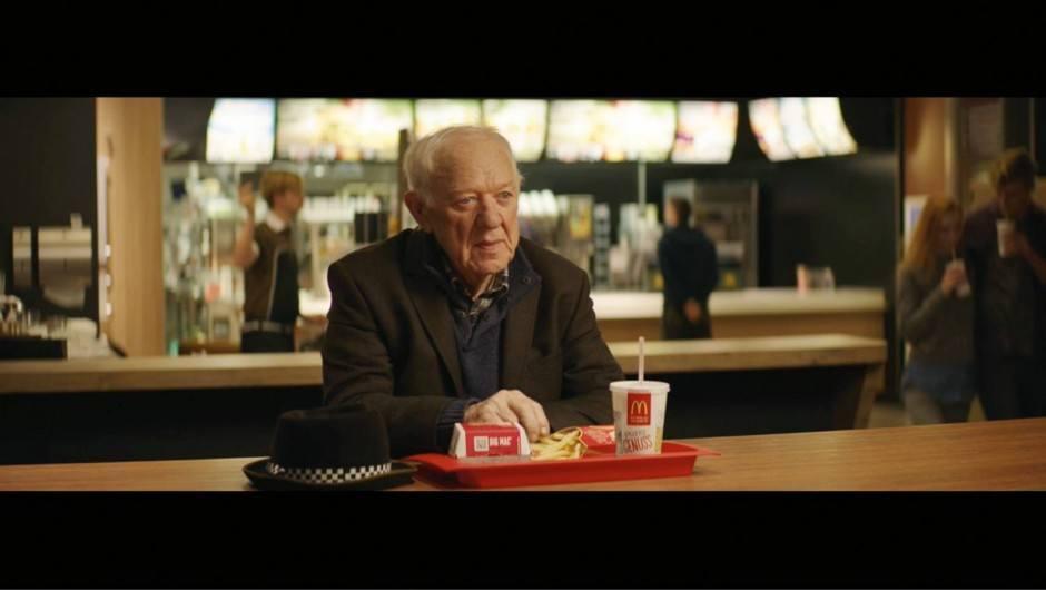 Gold Image-Film: Leo Burnett und Thjnk für McDonald's