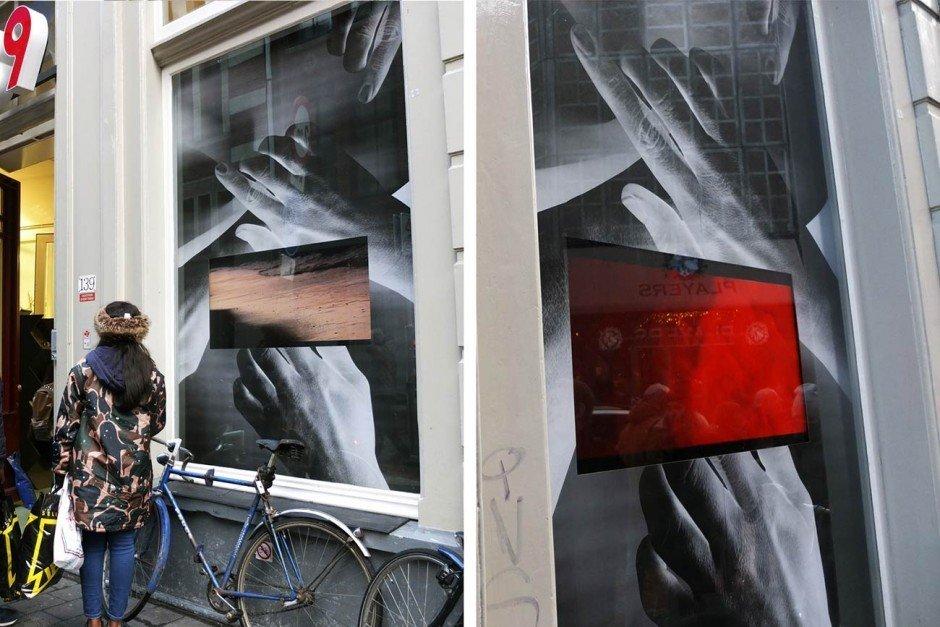 Sublime Eroding / W139, Fassadengestaltung