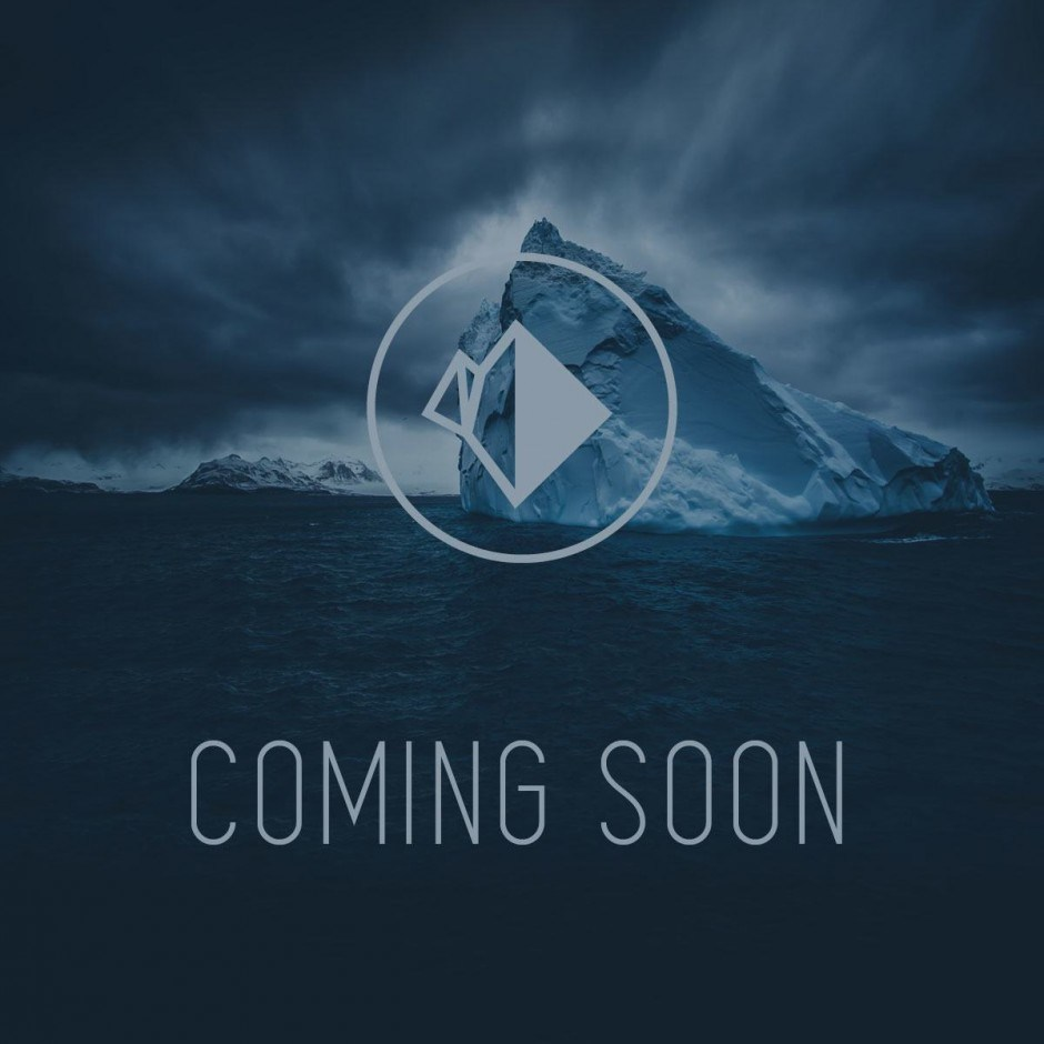 Iceberg Songs – Cover »Coming Soon«