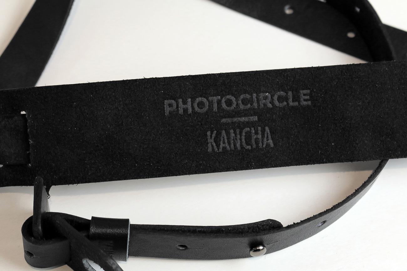 Kameragurt von PHOTOCIRCLE x KANCHA