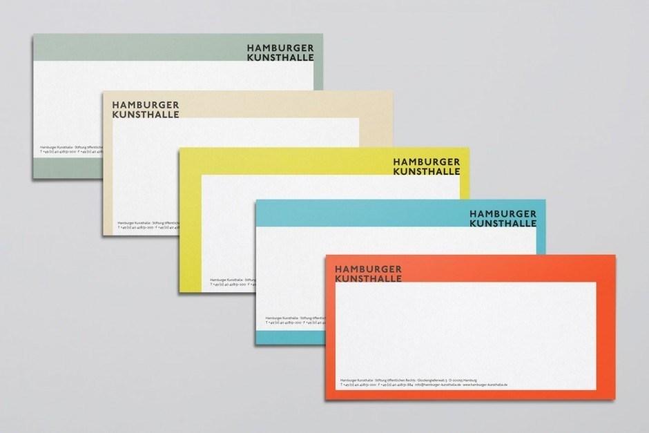 Hamburger Kunsthalle – Grußkarten