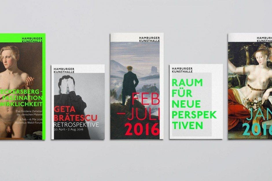 Hamburger Kunsthalle – Literatur