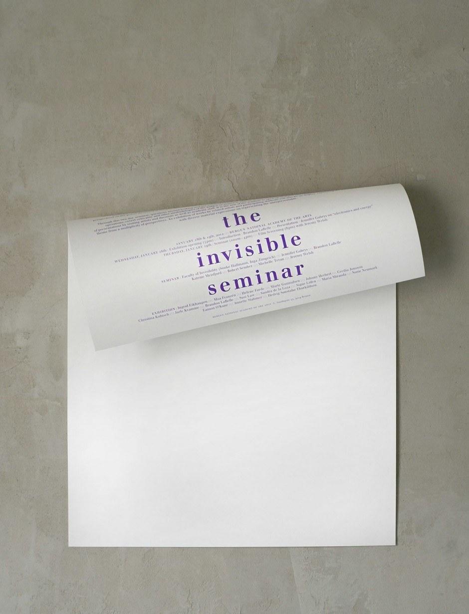 Invisible Seminar
