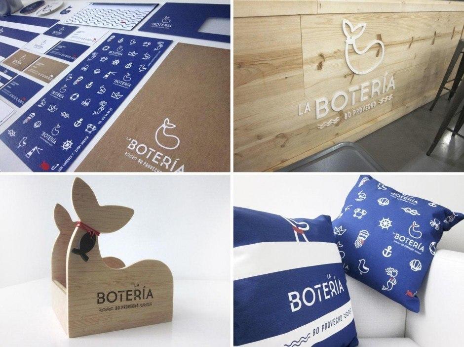 Laboteria Branding