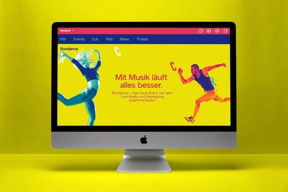 Rundance Website