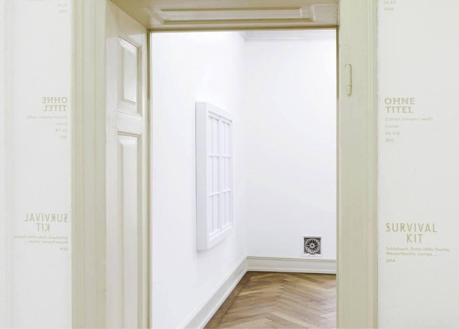 Villa Merkel – Mathieu Mercier