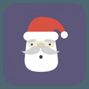 Christmas Icons, Icons