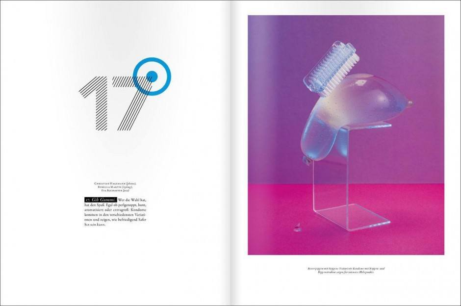Loved & Found #10. The Sex Issue. Styling: Rebecca Martin, Foto: Christian Hagemann