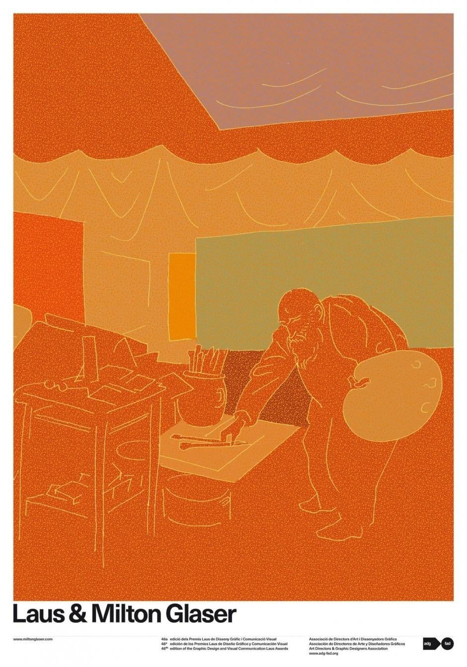 Laus & Milton Glaser