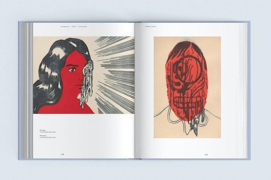 Das Buch »Contemporary Danish Illustration«, erschienen beim Arvinius Verlag in Stockholm, stellt 32 herausragende Illustratoren aus Dänemark vor. Darunter Flemming Dupont