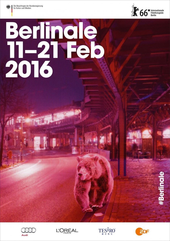 Festivalplakat zur Berlinale 2016