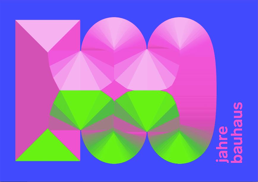 Riesige Kampagne Zu 100 Jahre Bauhaus Page Online