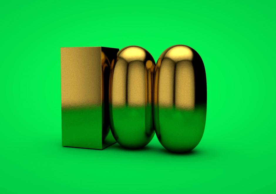 100 Jahre Bauhaus – Keyvisual