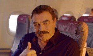 Magnum, Eurowings, TV-Spot