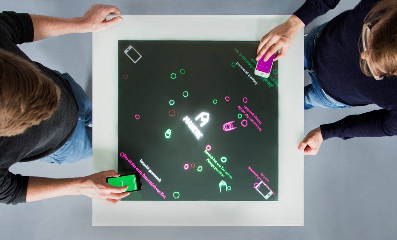 Wie sorglos gehen wir mit unseren daten um page online for Tisch interaction design