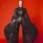Striped-bodysuit-for-Aladdin-Sane-tour-1973-Design-by-Kansai-Yamamoto-Photograph-by-Masayoshi-Sukita-Sukita-The-David-Bowie-Archive-2012