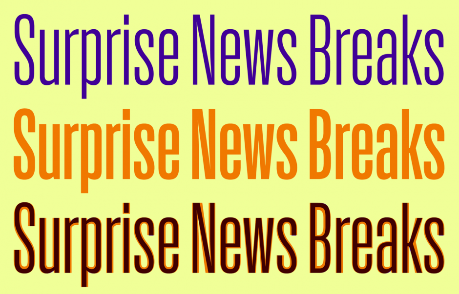 Action Condensed News