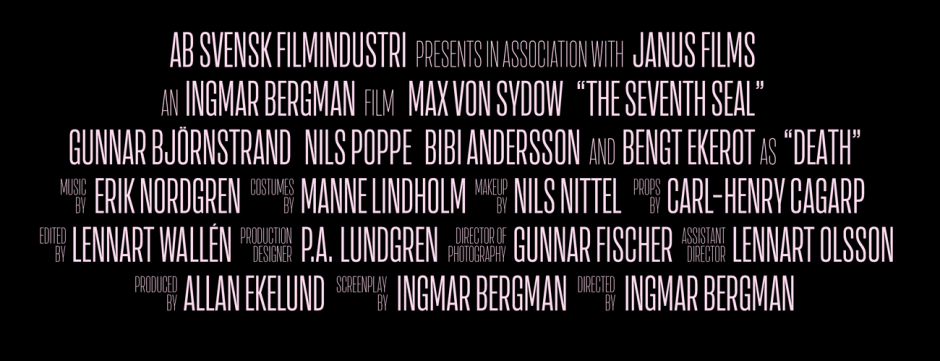 Action Condensed News – Filmcredits