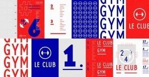 Plakatkampagne für ein Fitnessstudio in Buenos Aires