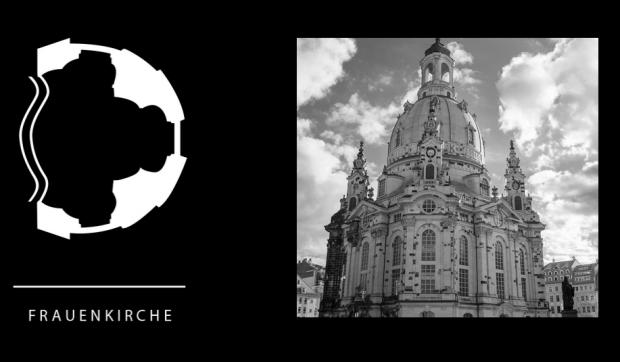 Logo-Variante: Frauenkirche