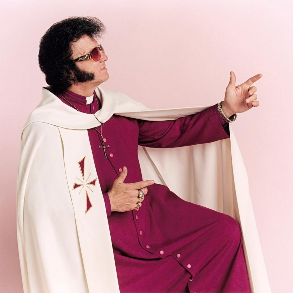 "THE MOST REVEREND DORIAN BAXTER, ""Elvis Priestley"" Archbishop of Yorke and the Federation of Independent Anglican Churches of North America, Newmarket, Ontario, Canada"