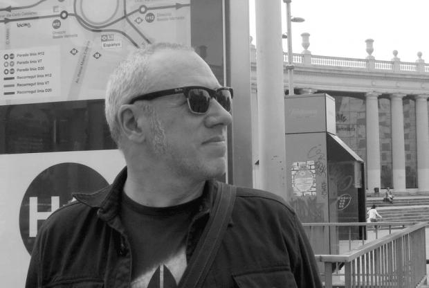 Illu16 – Peter Pichler (1. Vorsitzender und Mitorganisator des Festivals)