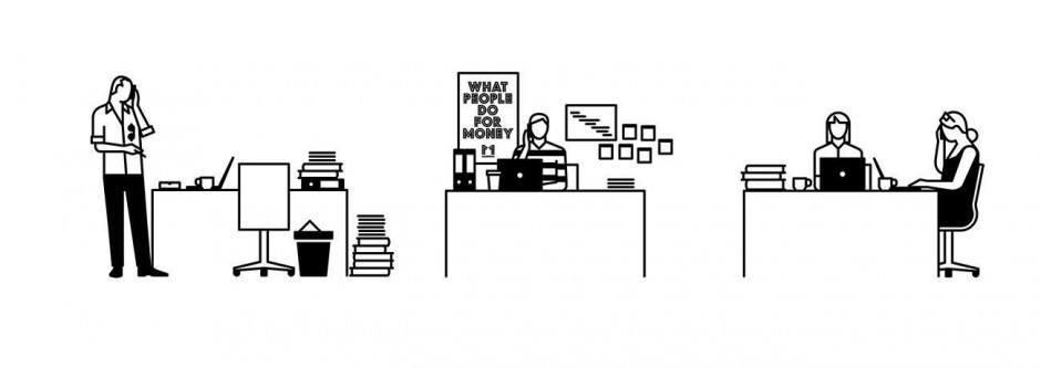 Visualisierungen von Integral Ruedi Baur
