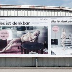 Kampagne zur Eröffnung des studio spitzar