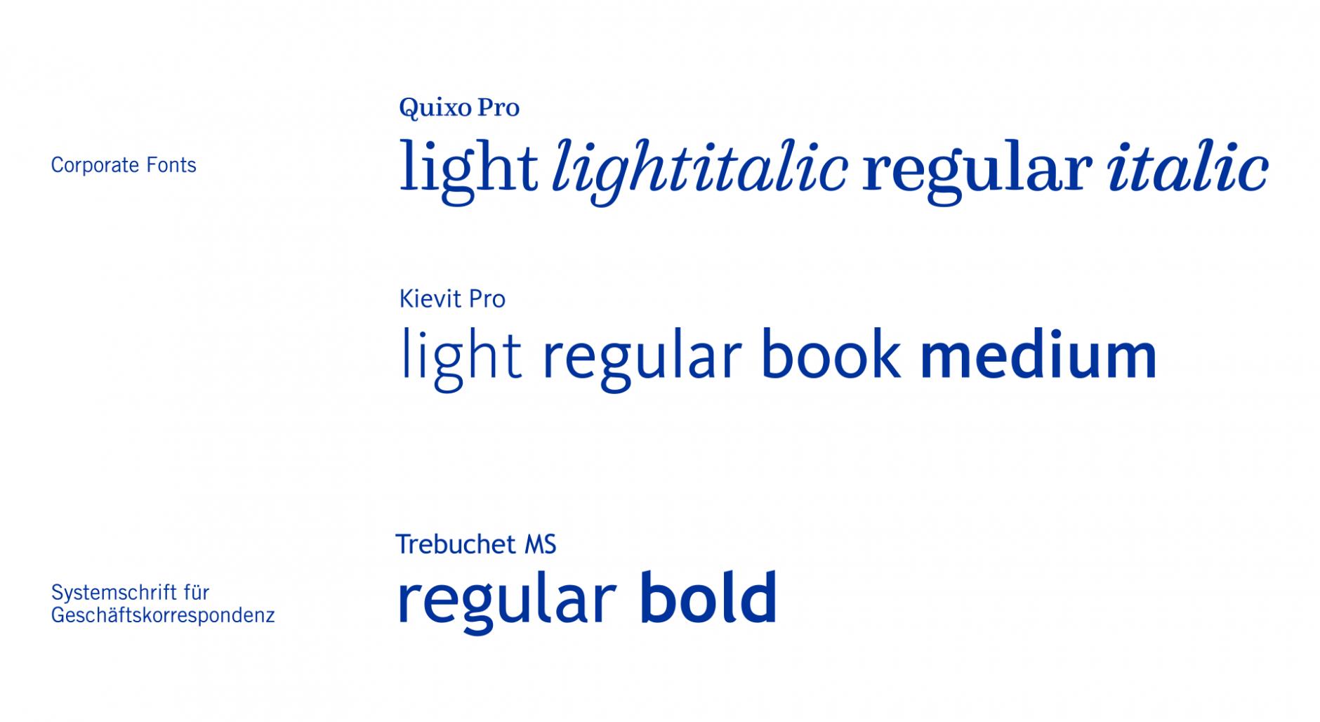 Bahlsen Typografie