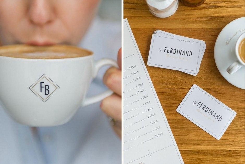 Vodafone - Café Ferdinand