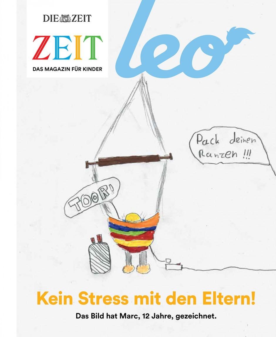 Zeit Leo Zweitcover