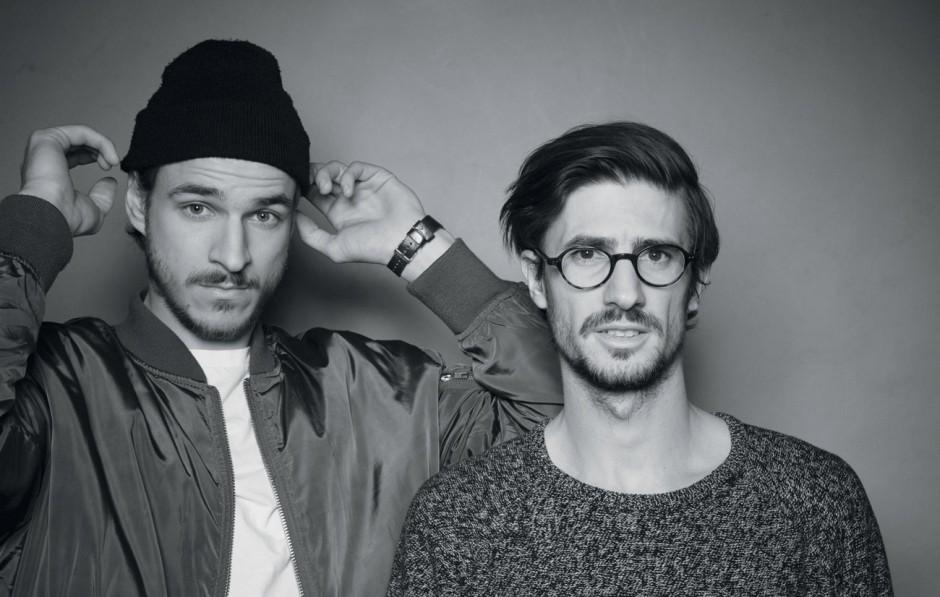Alexander Elsner und Niklas Zimmermann