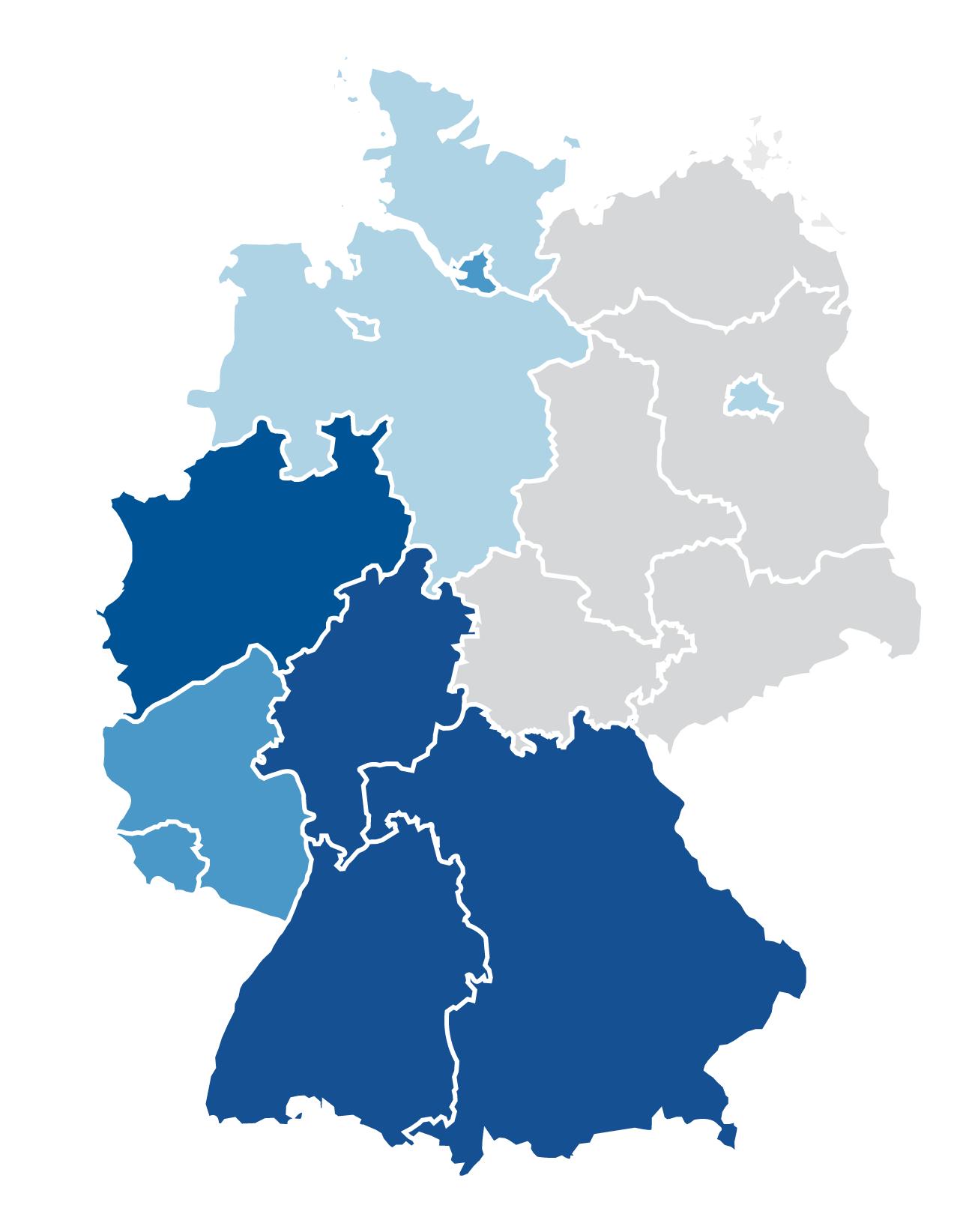 StepStone_Gehaltsreport_2016_Deutschlandkarte