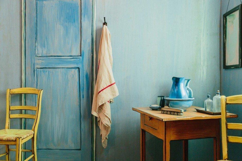 Van Gogh Zimmer Bild 1